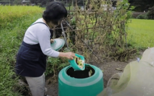 Japanese village recycles 80 per cent of its waste