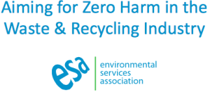 'Aiming for Zero Harm in the Waste & Recycling Industry' report released