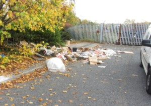 Two Leeds residents fined for fly-tipping