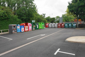 Recycling rates dropped in 2015 by 0.7%