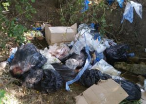 Fly-tipper fined for dumping raw meat on farmland