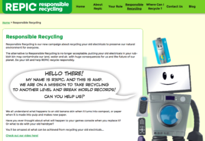 School pupils write recycling manual for WEEE
